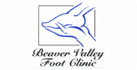 Beaver Valley Foot Clinic Logo, Toenail Fungus Removal treatments, Beaver Valley Foot Clinic, Arch Support products, specials, Pittsburgh Medical Mall, medical providers network, medical providers, medical care providers network, medical supplies, deals, medical offers near me